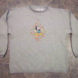 "Vintage 90""s Mickey Mouse Sweater by Mickey & Co."
